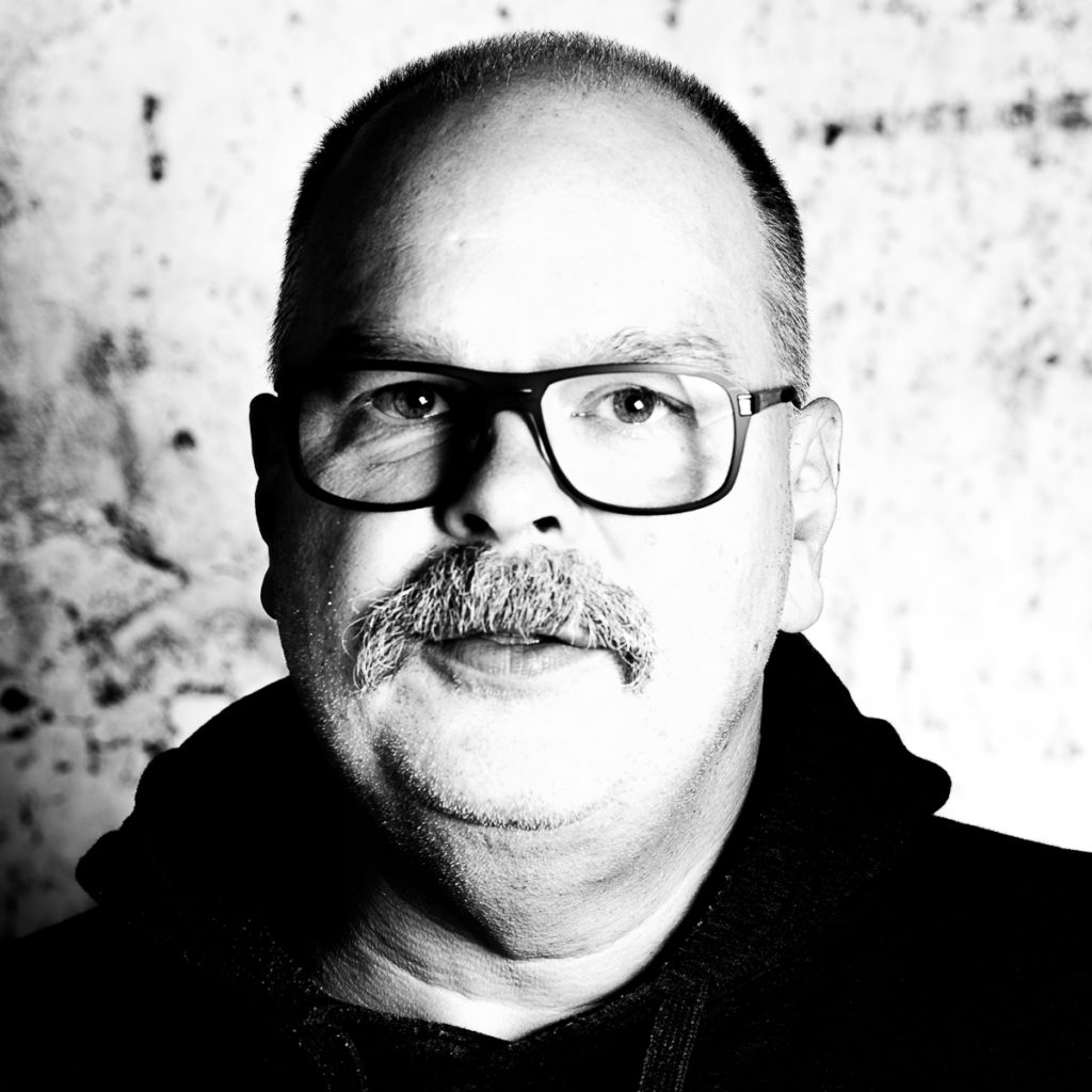 Burkhard Mosakowski, Selbstportrait